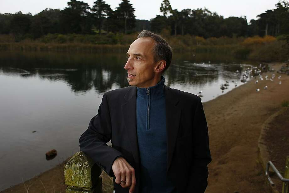 Michael Boland, Presidio Turst chief planning, projects and programs officer is seen at Mountain Lake on Thursday, January 19, 2012 in San Francisco, Calif. Photo: Lea Suzuki, The Chronicle