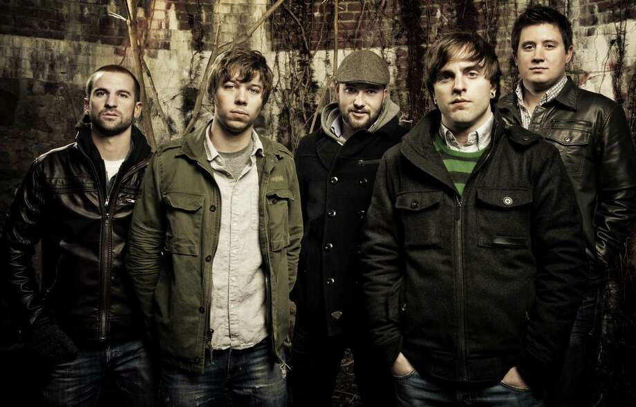 Pennsylvania metalcore band August Burns Red Photo: Courtesy Cory Morton