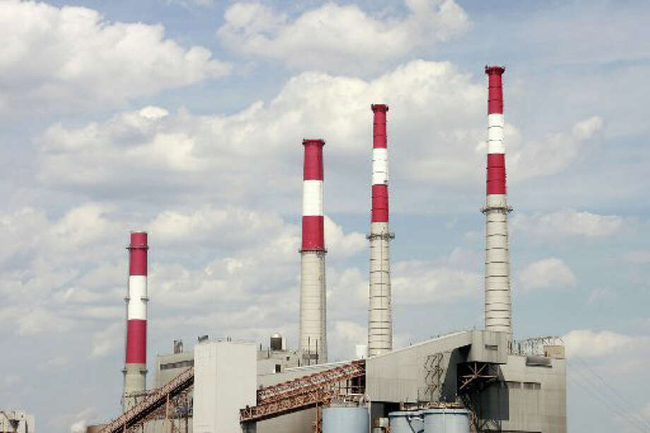 Northeast states have an agreement that aims to reduce greenhouse gas emissions, such as those released by power plants. Photo: Contributed Photo / Fairfield Citizen contributed