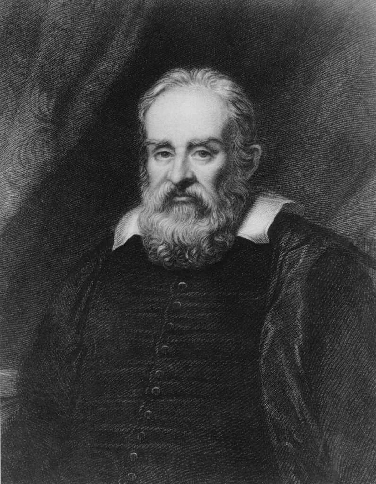 Galileo Galilei In 1633, the great astronomer was sentenced to prison by the Inquisition on suspicion of heresy for defending the Copernican system, which did not put the Earth at the center of the universe. His sentence was commuted to house arrest. Some 350 years later, Pope John Paul II acknowledged that Galileo was right.