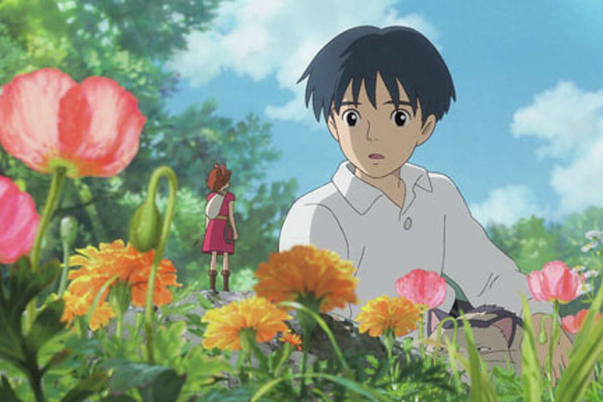 Arrietty and Shawn in