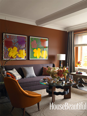 An Andy Warhol Inspired Apartment Sfgate