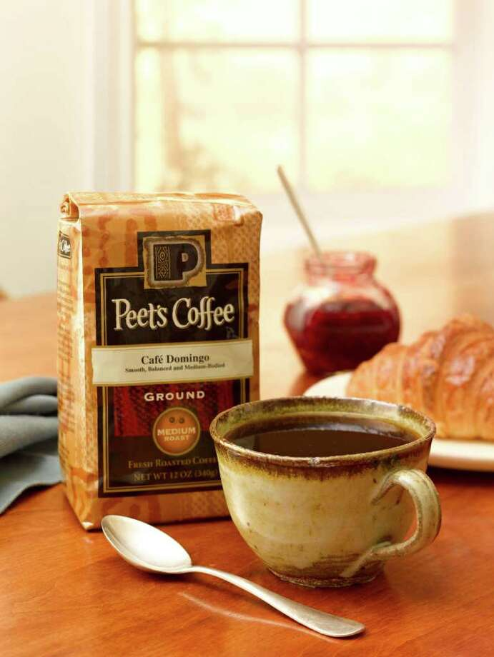 Peet's Coffee & Tea has introduced two new medium-roast coffees: Cafe Domingo and Cafe Solano, available at grocery stores nationwide. Photo: Peet's Coffee & Tea