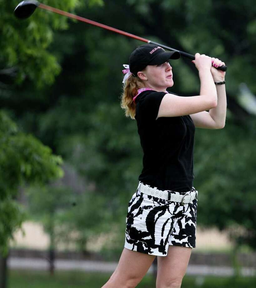 Haley Hocott, who won the GSA women's title in 2010, chose not to defend her crown in 2011 because of her collegiate schedule. Photo: Jdavenport@express-news.net, John Davenport / jdavenport@express-news.net