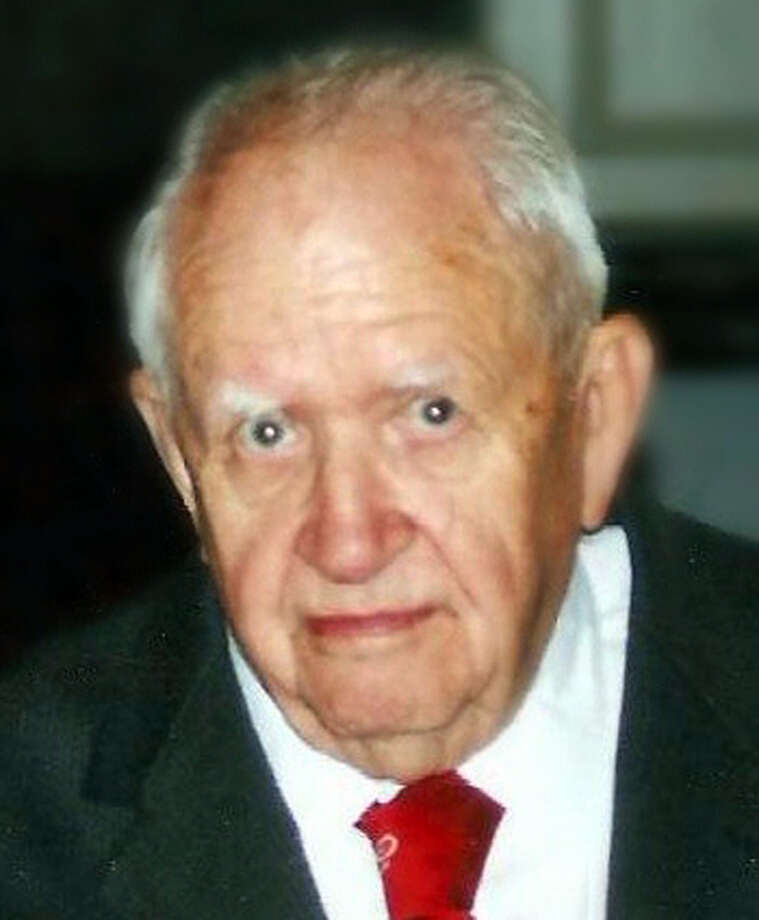 Richard C. Brooke was a WWII veteran, mining engineer and Balcones Heights council member. Photo: Courtesy Photo