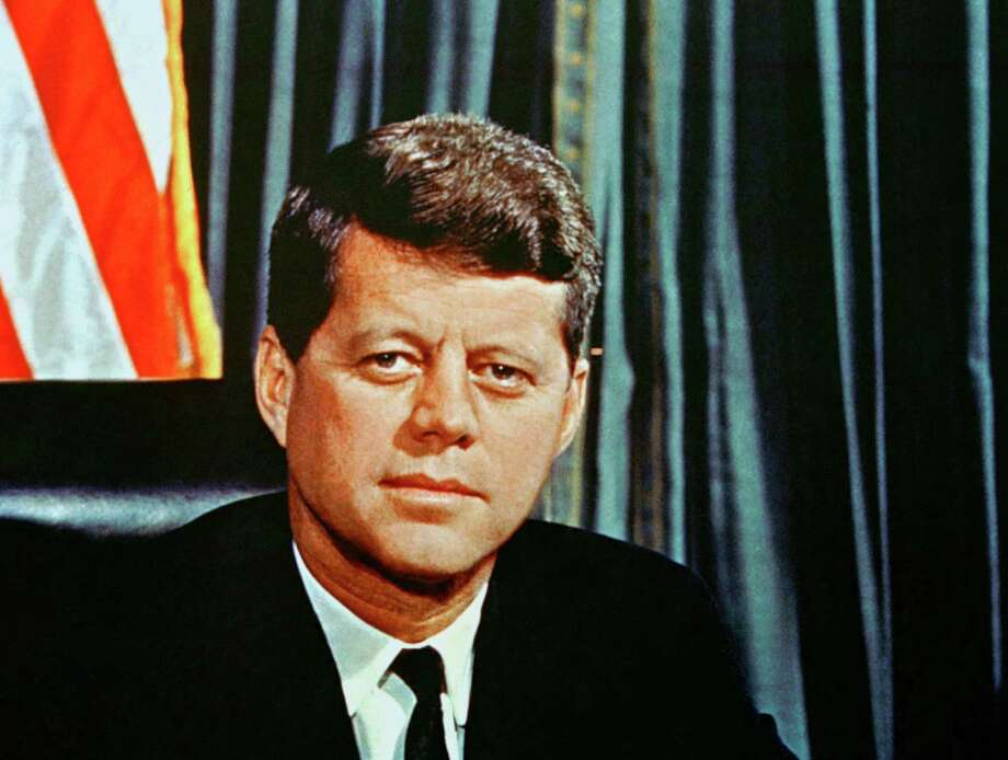 This year will mark the 50th anniversary of the assassination of President John F. Kennedy. Photo: Associated Press / AP1963