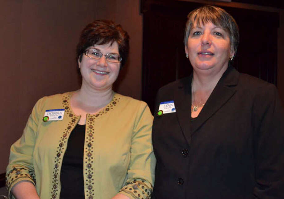 Were you Seen at the Women@Work Connect Event at Taste in Albany on Tuesday, Jan. 24? Photo: Colleen Ingerto/Times Union