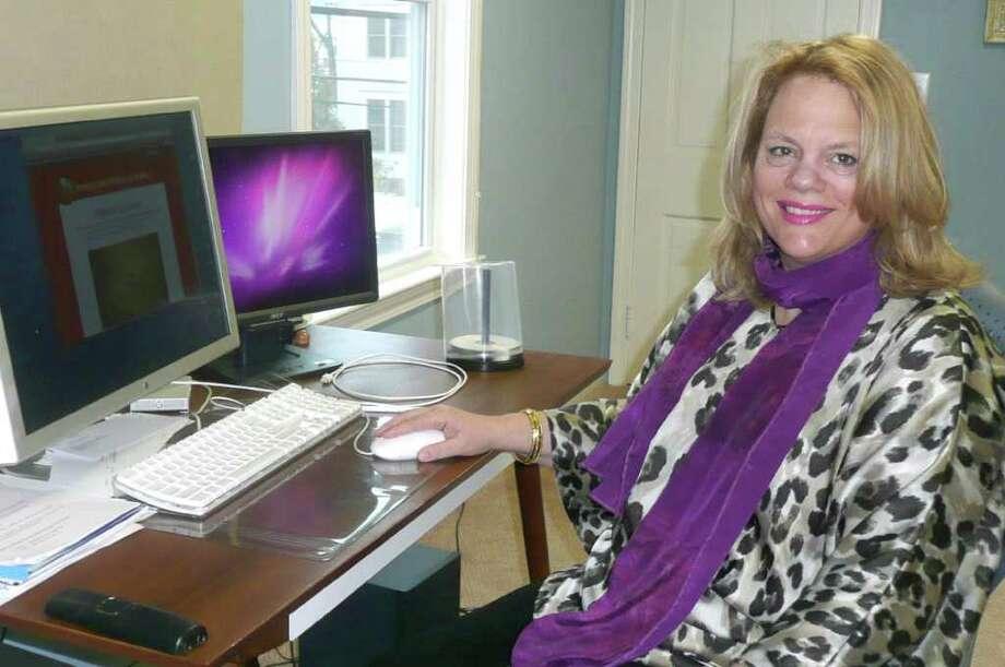 "Greenwich filmmaker Joni Steele Kimberlin will be hosting a screening of her prize-winning 2011 film, ""Get Real! Wise Women Speak,"" at the Avon Theater in Stamford on February 8. Photo: Anne W. Semmes"