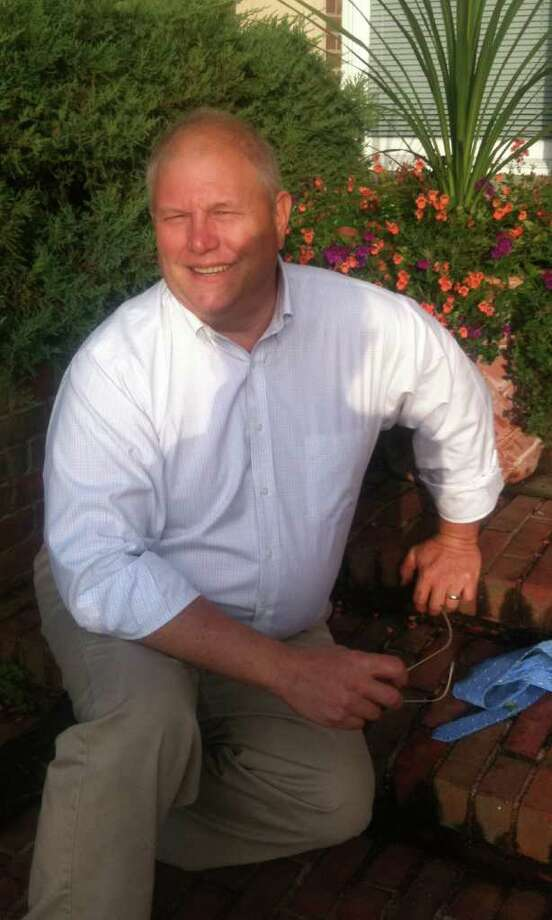 Randy Brown will teach a new horticulture education program at the New Canaan Nature Center greenhouse. Photo: Contributed Photo