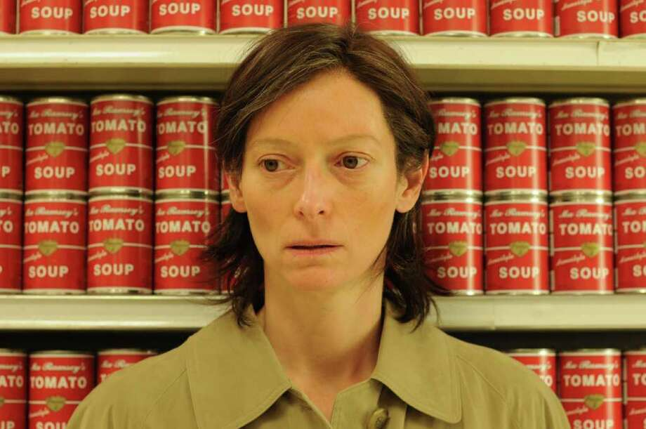 Tilda Swinton's role in We Need to Talk About Kevin garnered her a best-actress award from the Houston Film Critics Society. Photo: Nicole Rivelli Photography / BBC Films  and Kevin production © 2010 photo Nicole Rivelli