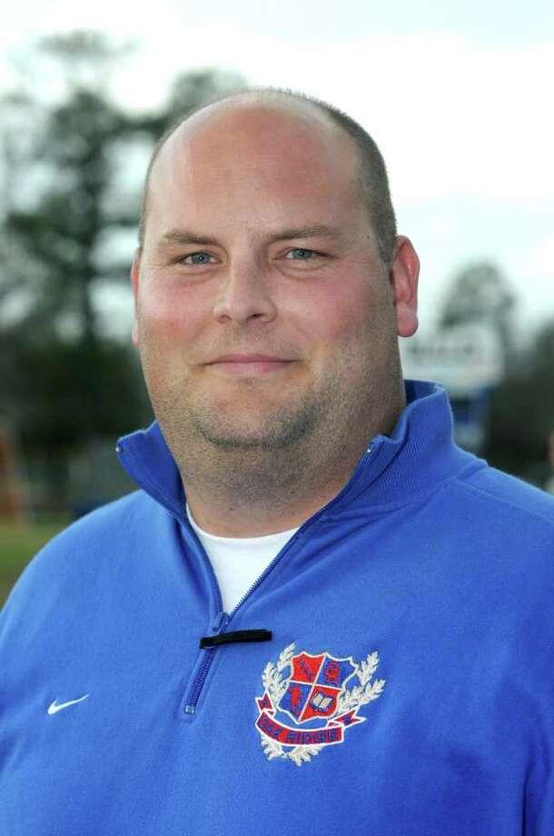 Oak Ridge Head Boys Soccer Coach Jason Fanning Photo: Jerry Baker