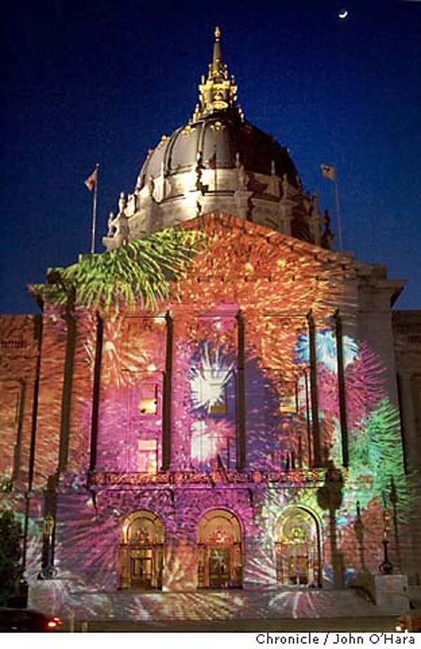 Civic Center Plaza, City Hall , San Francisco, CA