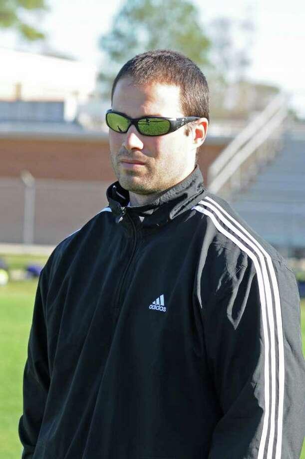 Morton Ranch boys soccer coach David Bammel Photo: L. Scott Hainline / For The Chronicle