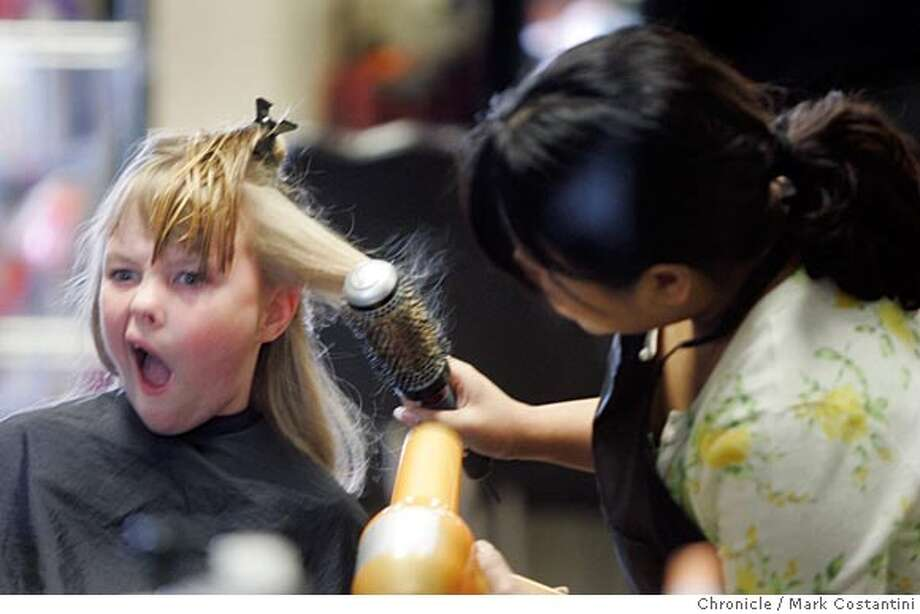 Kids Haircut Parlor For Toddlers Offers Antidote To Squirmfest