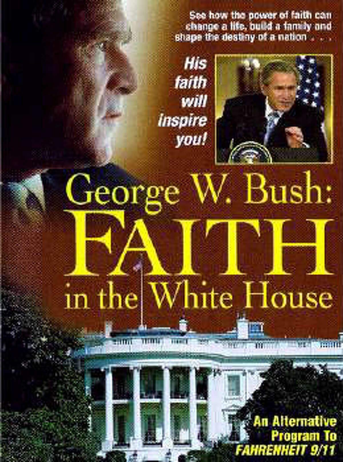 BUSHDVD14 DVD COVER... Datebook#Datebook#Chronicle#10/16/2004#ALL#Advance##0422409383