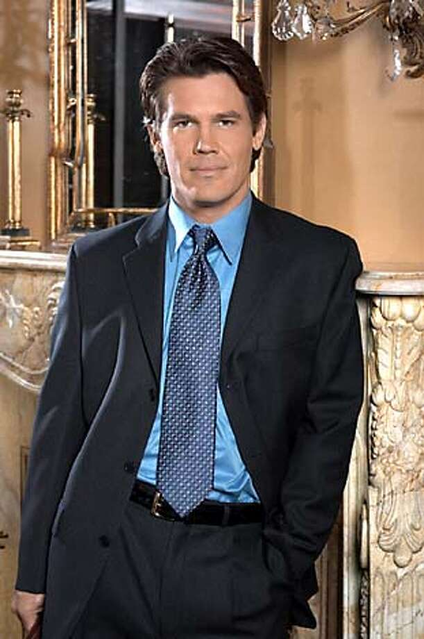 """Josh Brolin has the title role in """"Mister Sterling.'' NBC photo by Glenn Campbell"""