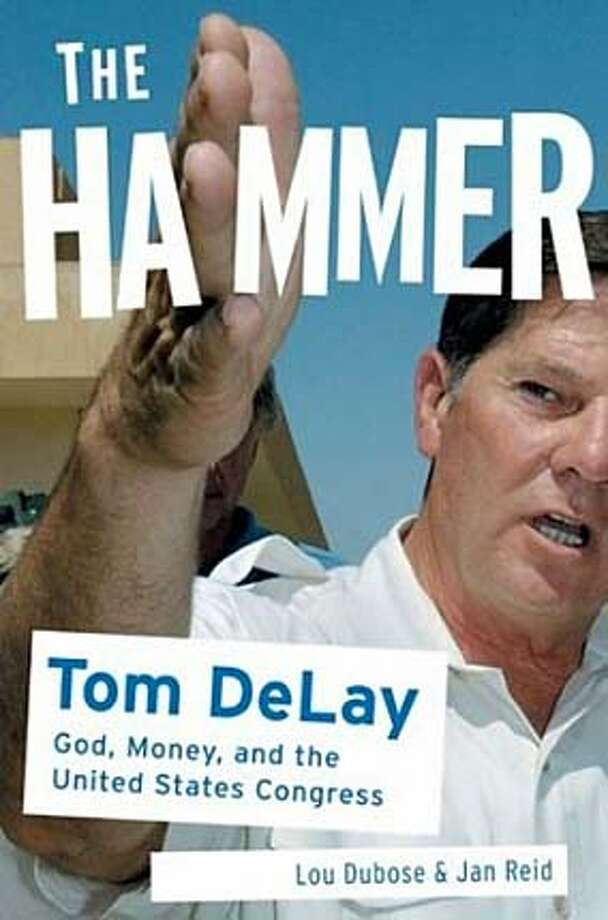 "Cover art for ""The Hammer"""
