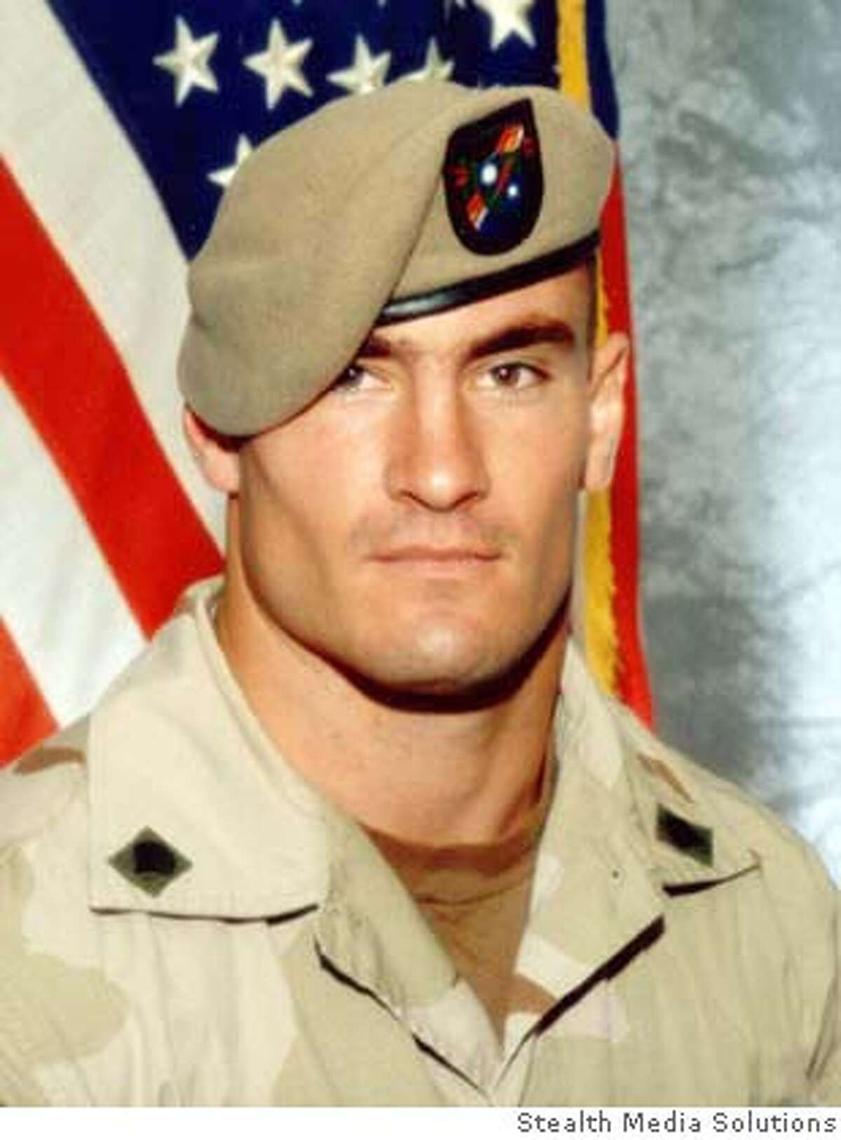Former Arizona Cardinals safety Pat Tillman, photographed in Puyallup, Washington in this June 2003 file photograph was killed in Afghanistan on April 22 U.S. officials said April 23, 2004. Tillman, 27, was serving with the U.S. Army Rangers. /Photography Plus C/O Stealth Media Solutions/Handout FOR EDITORIAL USE ONLY 0