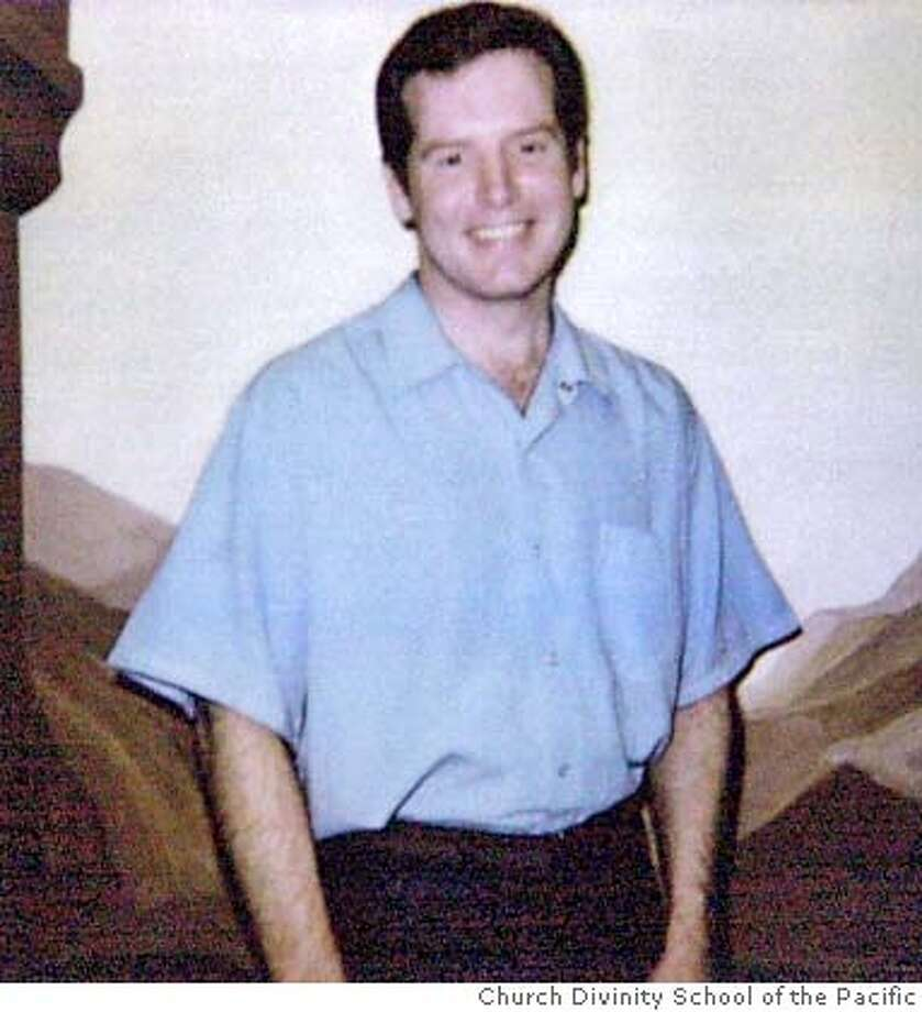 James Tramel, shown in California State Prison photo dated Feb. 2000. Photo courtesy of The Church Divinity School of the Pacific in Berkeley, CA. Photo: The Church Divinity School