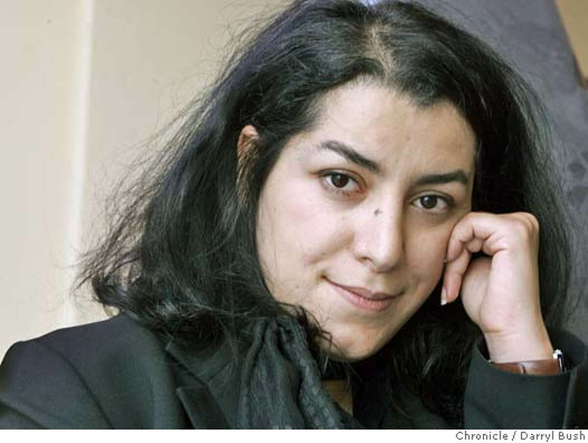 Weed Sex Paranoia Iranian Graphic Novelist Marjane Satrapi Lets It All Out In Persepolis Sequel