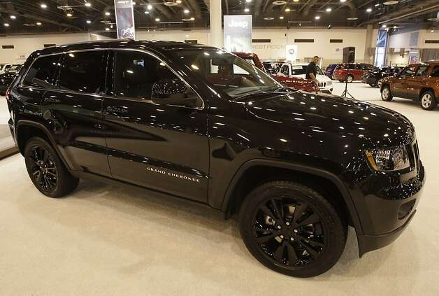 jeep grand cherokee concept makes u s debut in houston sfgate. Black Bedroom Furniture Sets. Home Design Ideas