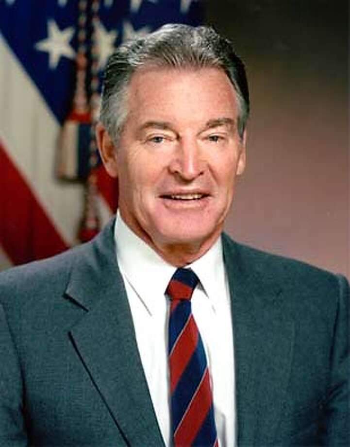 Richard P. Godwin, former department of defense undersecretary and former director of Bechtel Corporation. (PRNewsFoto) *XPRN XPFF* SEE STORY 20050309/CGW041, MN (909968) Media contact: Kent Godwin, on behalf of the family, +1-707-972-8581