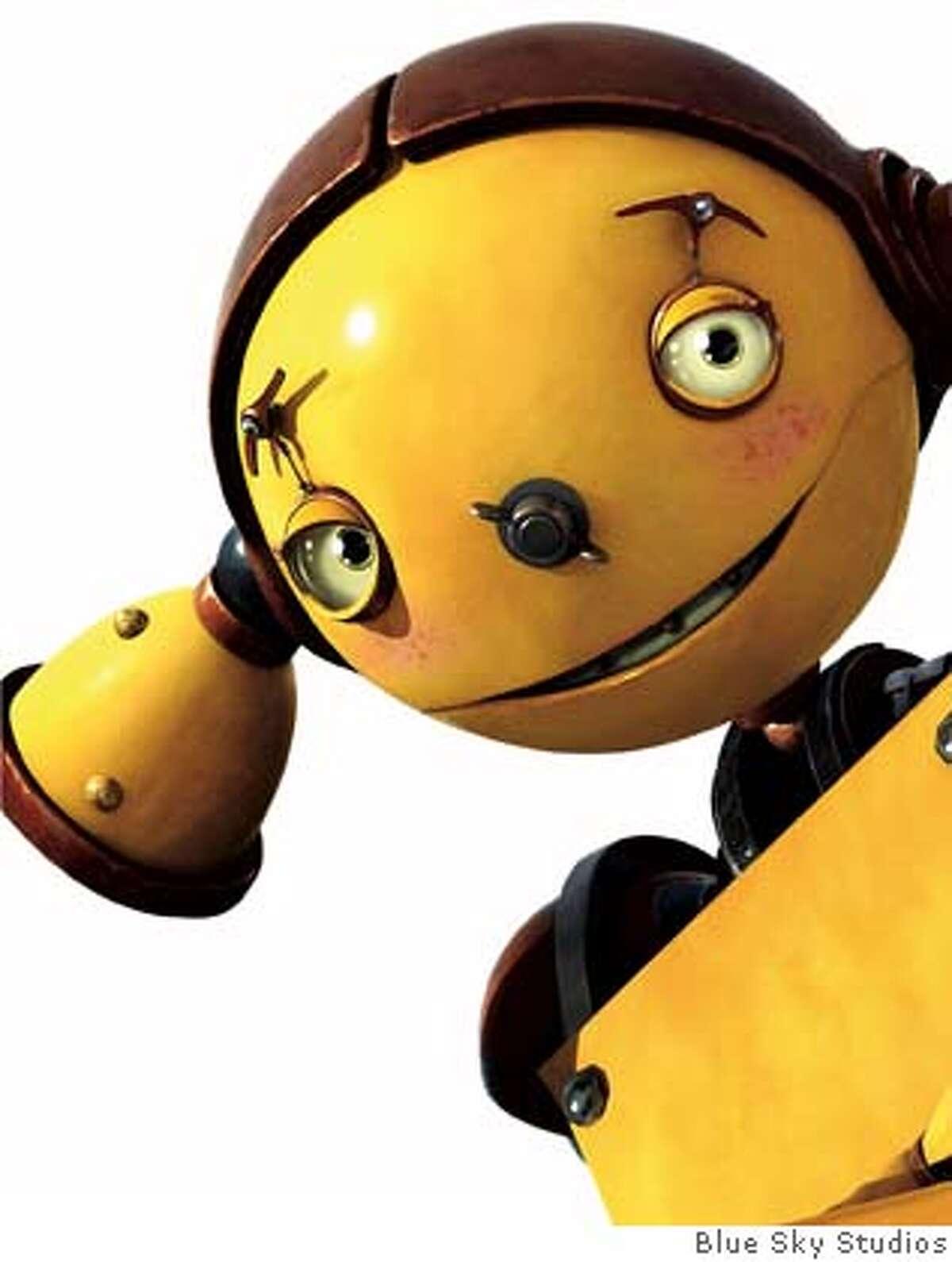 Piper Pinwheeler is voiced by Amanda Bynes. Image courtesy of Blue Sky Studios