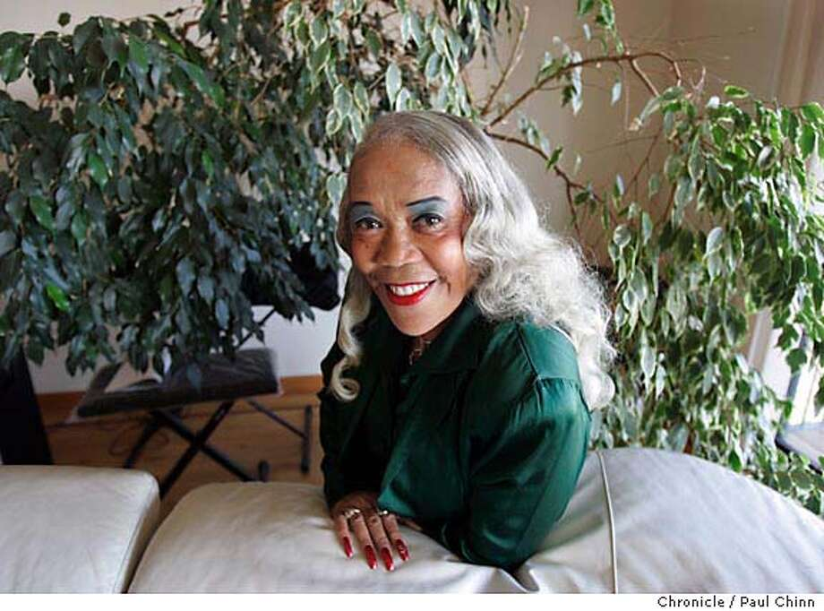 sugarpie19_037_pc.jpg Sugar Pie DeSanto will be headlining this year's San Francisco Blues Festival. DeSanto was at her manager's home on 9/4/04 in Oakland, CA. PAUL CHINN/The Chronicle MANDATORY CREDIT FOR PHOTOG AND S.F. CHRONICLE/ - MAGS OUT Photo: PAUL CHINN
