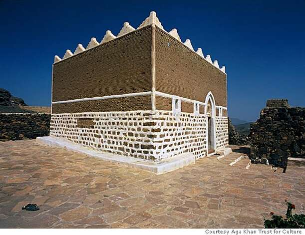 Al Abbas mosque restoration. Courtesy Aga Khan Trust for Culture Photo: Courtesy Aga Khan Trust For Cult