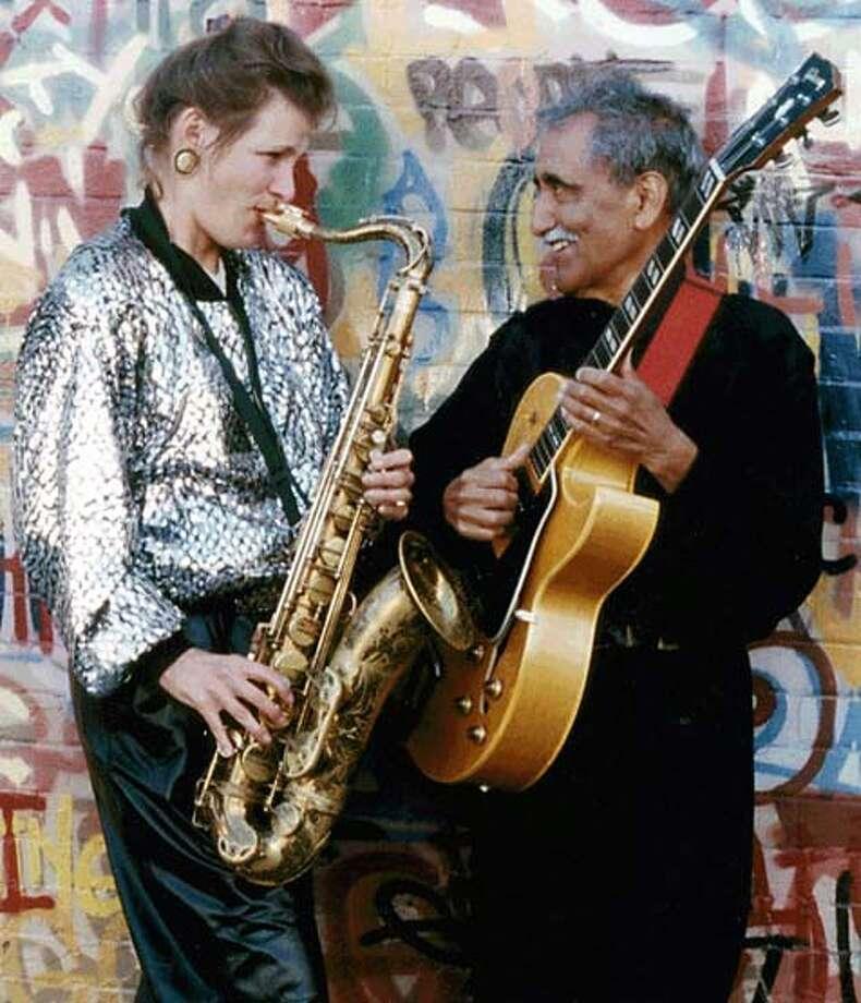 Madaline and Eddie Duran