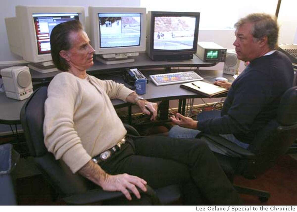 Philip Pitzer and Michael Harbert, writers and producers of