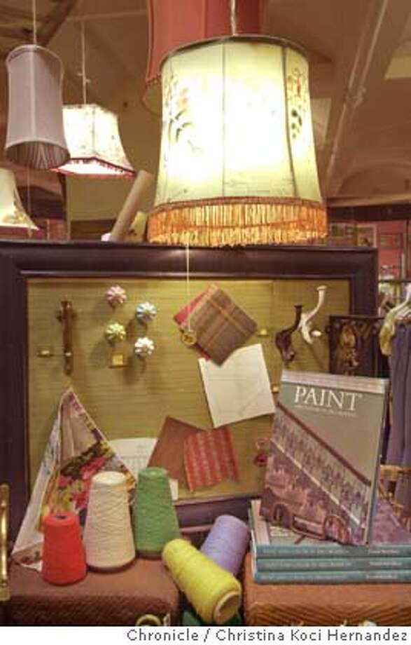 This feature for the fall fashion issue looks at successful speciality retailer Anthropologie, which creates a shopping environment like no other through its mixture of home displays, apparel and accessories. Each store is slightly different. We want some shots that show people shopping and interacting with the displays, and some details of the merchandise as well. CHRISTINA KOCI HERNANDEZ/CHRONICLE Photo: CHRISTINA KOCI HERNANDEZ