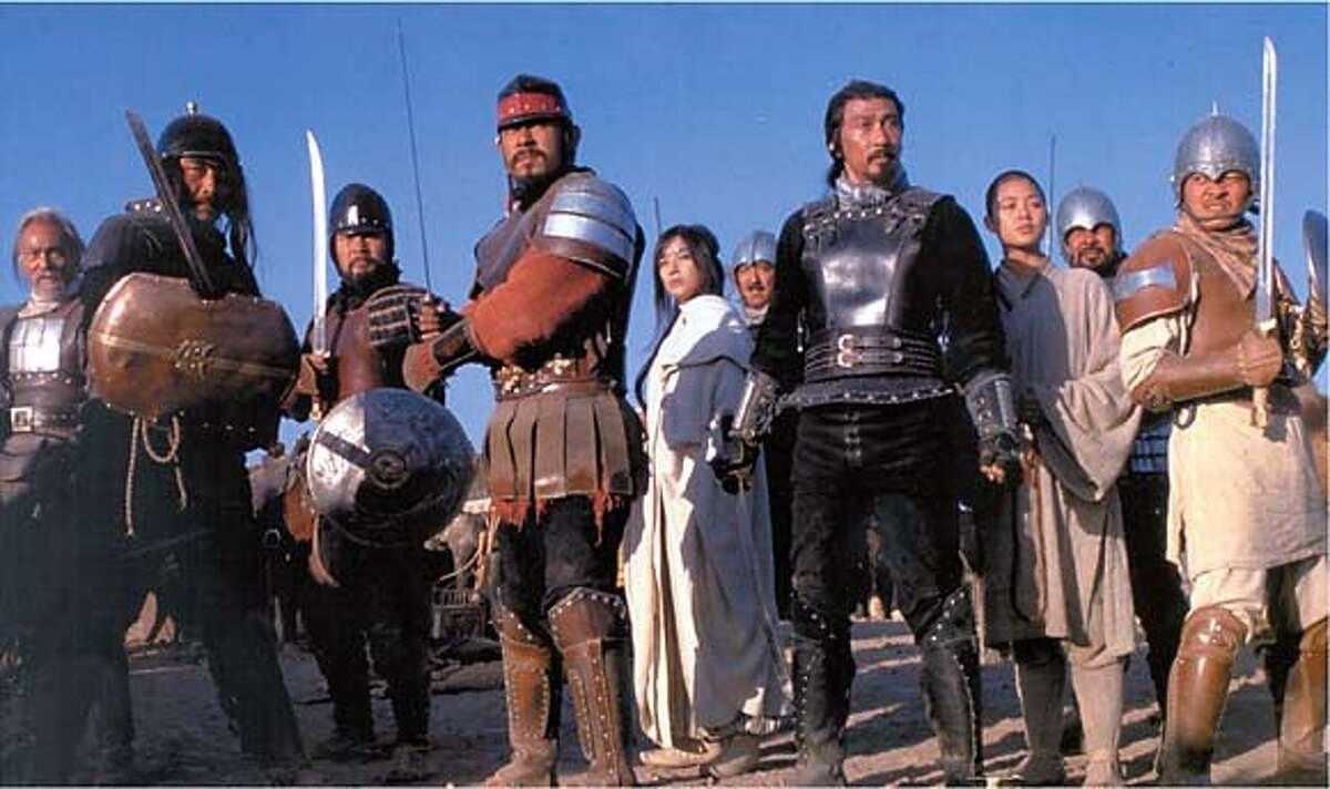WARRIORS10 Warriors of Heaven and Earth. Saeed Adyani / Sony Pictures