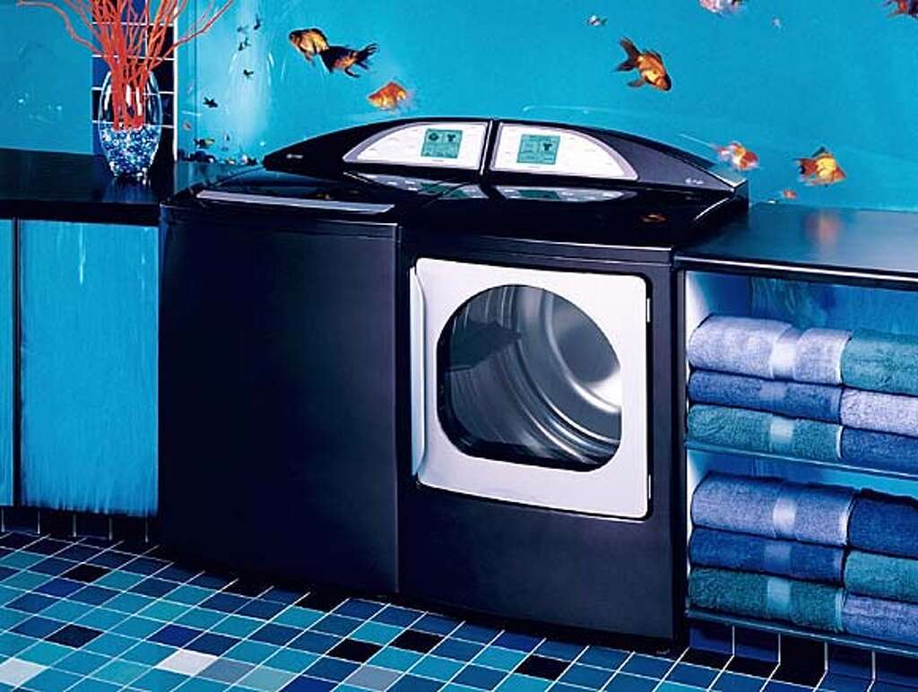 Harmony Washer And Dryer Appliance Science Washers And Dryers New Machines Shrink