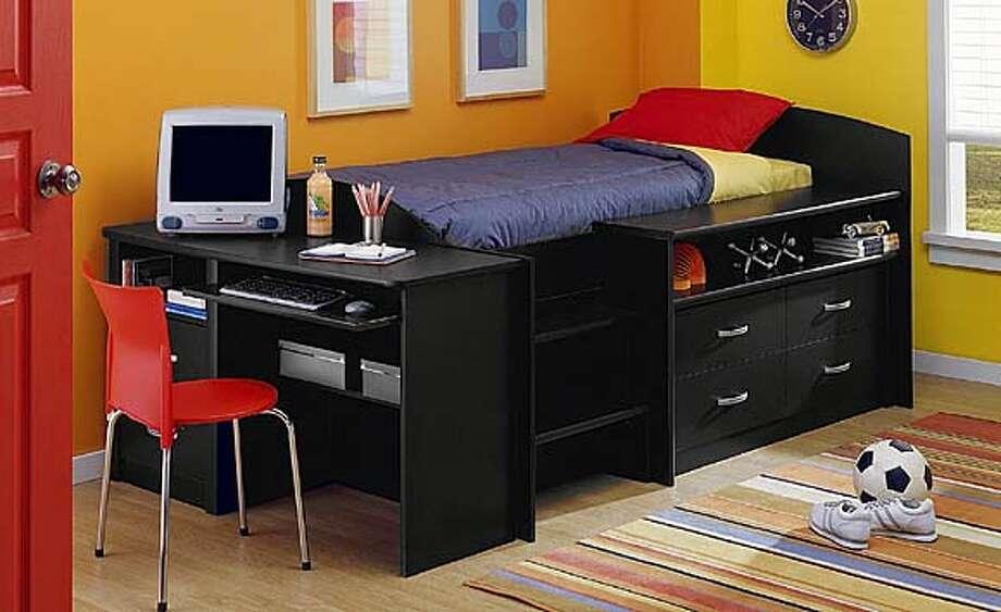 Echo Island Bed Series 504