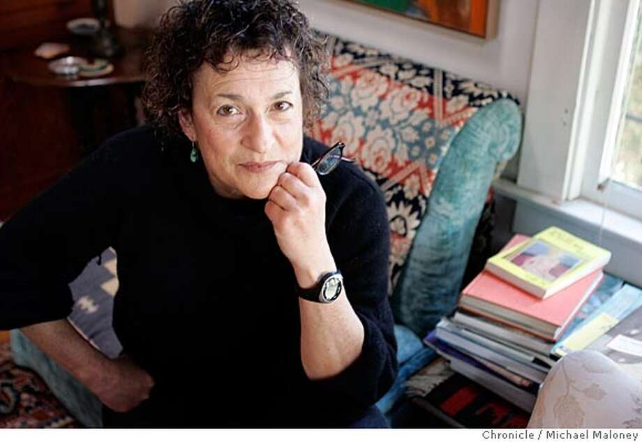"""COLEMAN31_024_MJM.jpg  Berkeley journalist Kate Coleman.  Journalist Kate Coleman�s new book, """"The Secret Wars of Judi Bari,"""" looks at the life and death of environmental activist Judi Bari, who courted controversy most of her life and was a figurehead for the confrontrational Earth First! movement sometimes dubbed """"eco-terrorists."""" Coleman�s book, published by Encounter Press, a publisher noted for its conservative view, has stirred up controversy.  Photo by Michael Maloney / San Francisco Chronicle MANDATORY CREDIT FOR PHOTOG AND SF CHRONICLE/ -MAGS OUT Photo: Michael Maloney"""