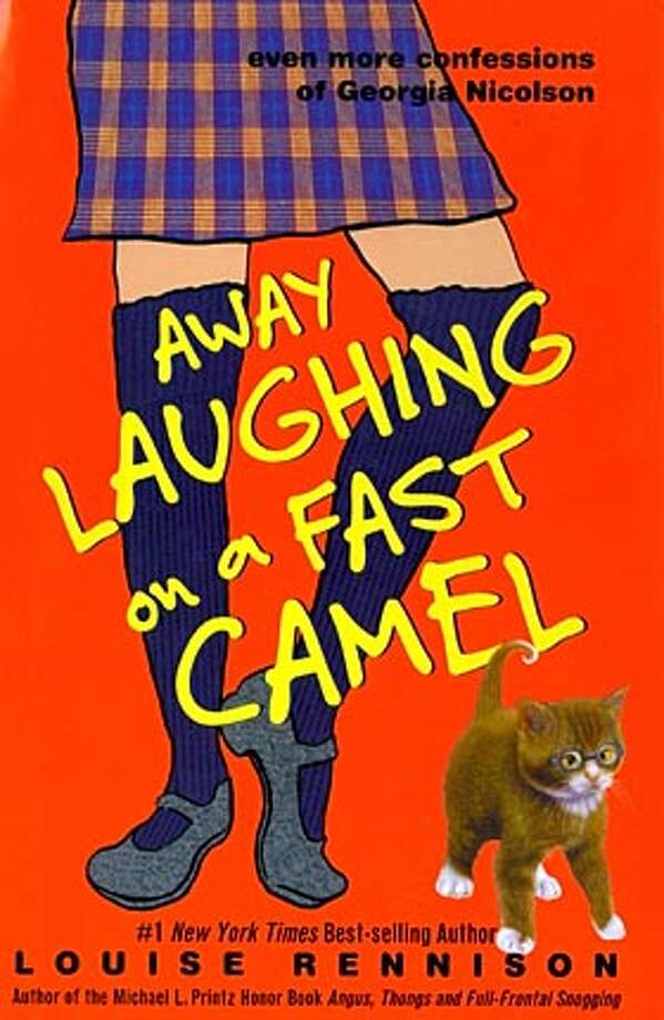 Away Laughing on a Fast Camel  By Louise Rennison BookReview#BookReview#Chronicle#02-27-2005#ALL#2star#e6#0422648453