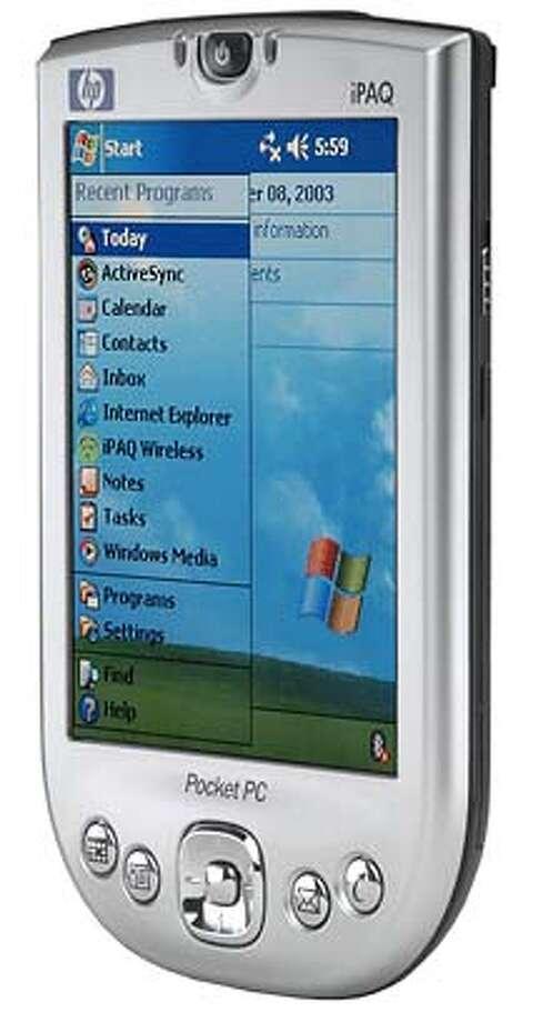 HP iPaq Pocket PC H4150