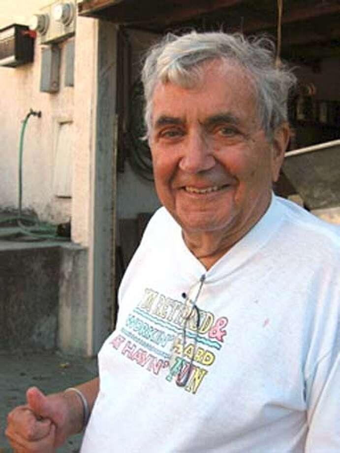 Obituary photo of Frank Souza.