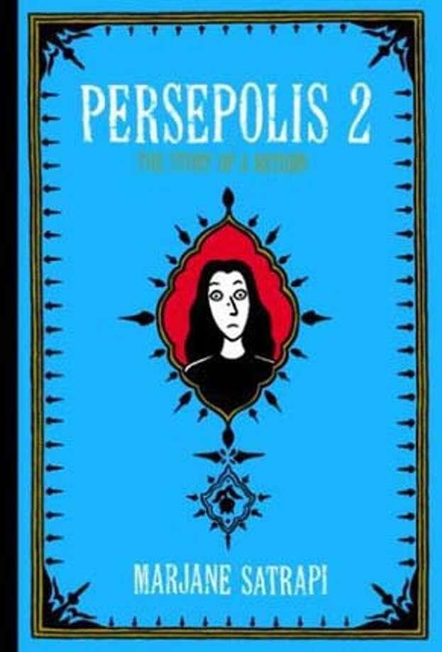 Persepolis 2 Author, Marjane Satrapi