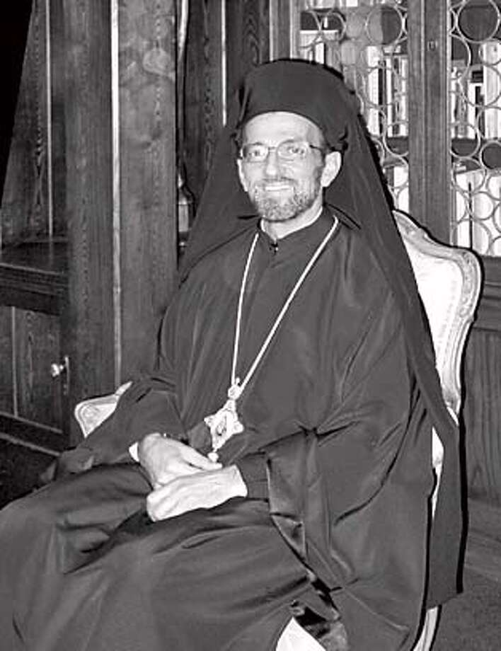Photo of the new Metropolitan of San Francisco Gerasimos.