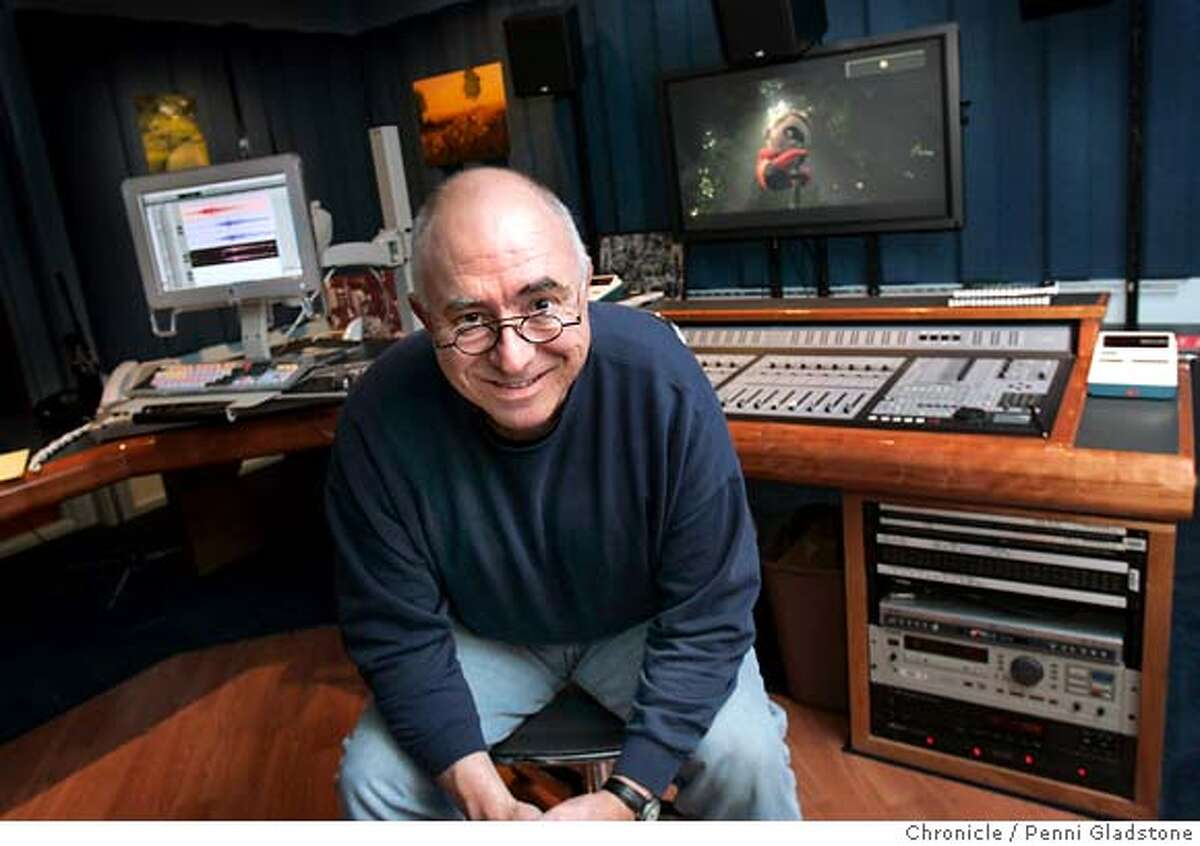 THOM22033PG.JPG randy thom is a sound designer who works for skywalker sound in marin. he has been nominated for FOUR technical oscars for his work on