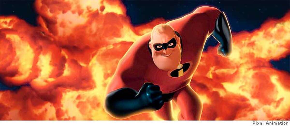"""Image of """" The Incredibles"""" writer/director Brad Bird"""