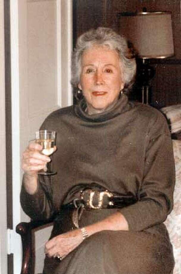 Obituary photo of Helen Mann.