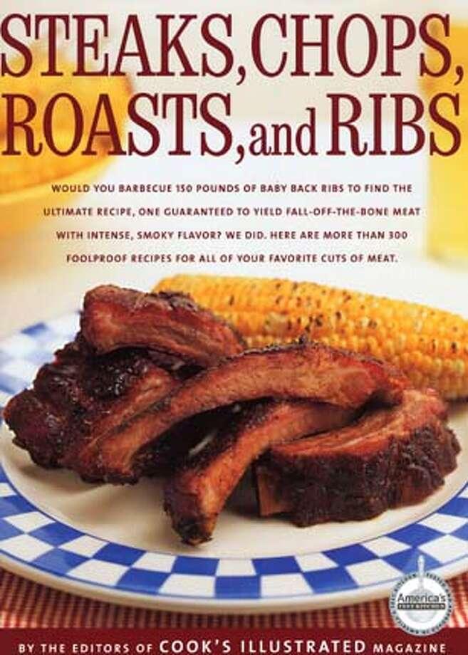 """""""Steak, Chops, Roasts, and Ribs"""""""