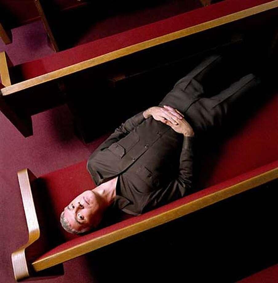 David Byrne plays the Fillmore Wednesday through Friday. Photo by Kristine Larsen