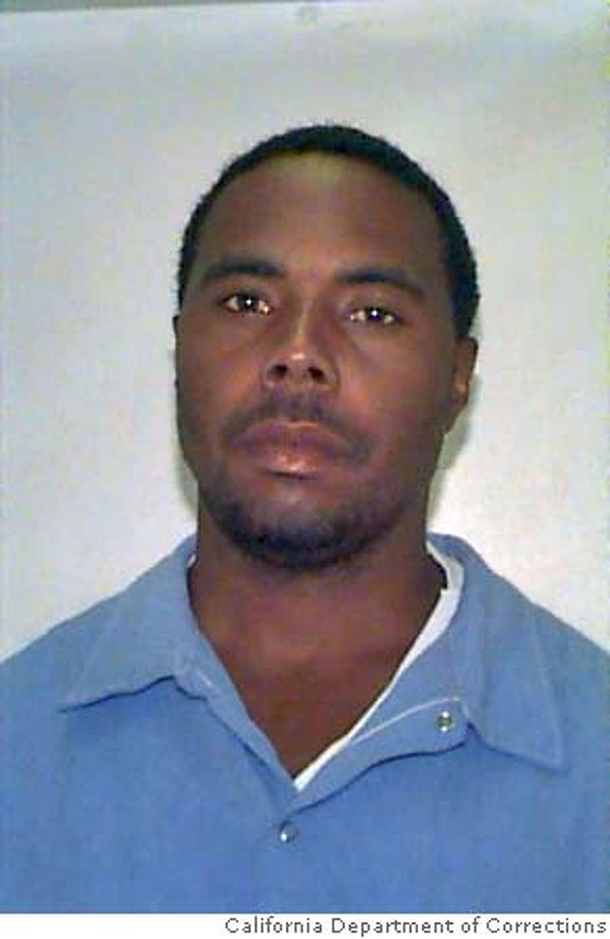GOFF For GOFF; Antoine Goff, convicted of the 1989 murder of Roderick Shannon. Photo provided by the California Department of Corrections ; Inserted into mediagrid on 6/19/03 in . / HO ALSO RAN 9/4/03 CAT