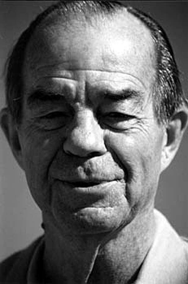 Obituary photo of Morgan Harris.