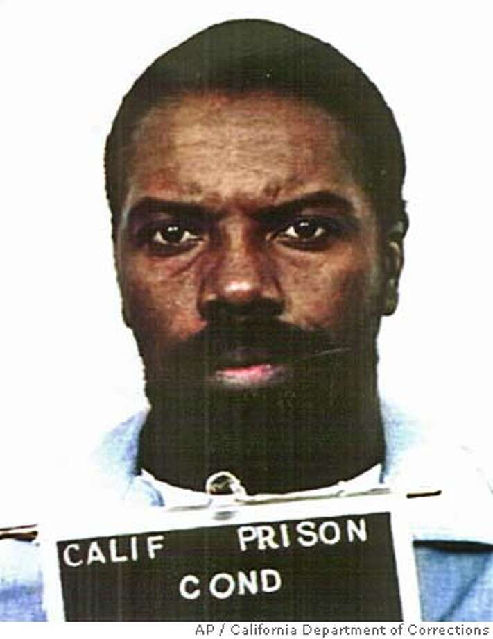 Blufford Hayes Jr. is shown in an undated California Department of Corrections handout photo. A federal appeals court on Monday, Aug. 26, 2002, upheld Hayes' death sentence. Hayes was convicted of murder in the stabbbing death of a Stockton, Calif., motel manager in 1980. The 2-1 decision, if it stands, means Hayes could be executed as early as next year at San Quentin State Prison. (AP Photo/California Department of Corrections) CAT BEST QUALITY AVAILABLE