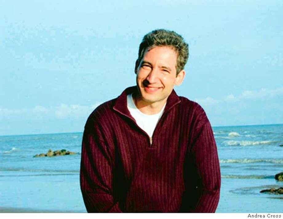 Photo of author Brian Greene. by Andrea Cross Photo: Andrea Cross